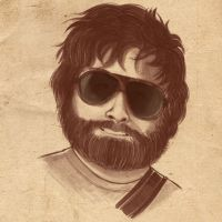 Alan - The Hangover / Sketch by SAYOMADEIT