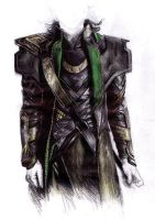 Loki Costume by VivienHorvath