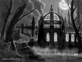 Castlevania fan art by Furgur
