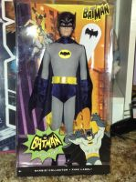 1966-Style Batman Collectors Doll by KessieLou
