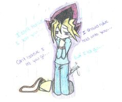 AWWWW its Yugi by OtaroRuiyen