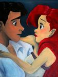 Eric and Ariel by Eleanor-Anne6