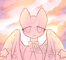 Angel Star Pony Ych ~ { Auction ~ CLOSED } by Majo-Shoujo