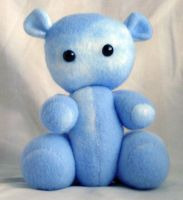 Nyles the Bear by Isilian