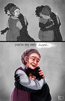You're my Only Hope by Redundantthoughts