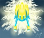 Manectric by Emesbury1397