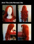 Commission: Ariel Wig by xYaminogamex