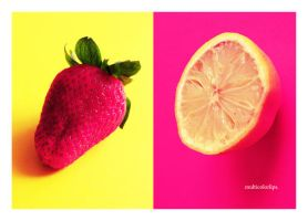 .opposite colors. by multicolorlips