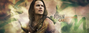 John Carter by UltimatePassion