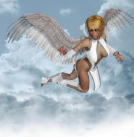 MY ANGEL VS2 by hleon