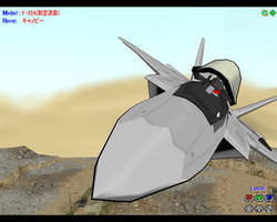 Lings F-22A by NyinxDeLune