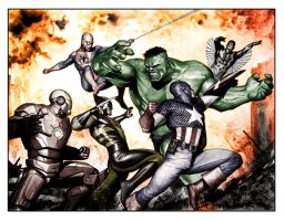 World War Hulk by -hayze-