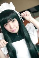 K-On - Meido Mio by Xeno-Photography