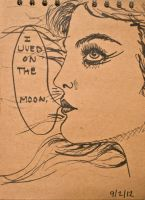 I Lived On The Moon by Know-The-Ropes