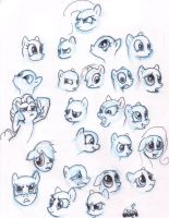 Pony Expressions Mk4 by jump-cut
