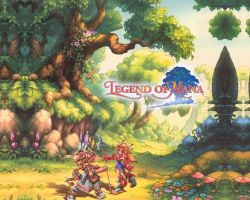 Legend Of Mana Wallpaper by Uni-Korze