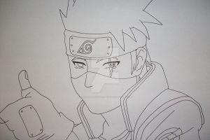 LIKE IT! Kakashi Hatake by SakakiTheMastermind