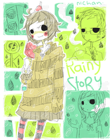 rainy story by nellonelloya