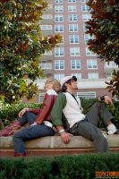 Katsucon 2012: Tiger and Bunny by skwinkography