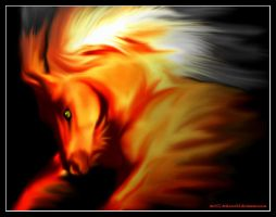 Elemental Equine- Fire by ArtLover25