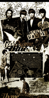 CHILLIN HAWTIES! - CN Blue Theme by foreverGIKWANG