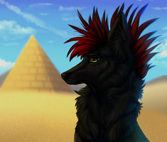 Collab: Mohawk by Livaly
