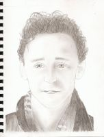 Tom Hiddleston by Ashen-whisper