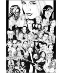 Buffy and all her friends by eternalydreaming