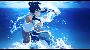 Legend of Korra Signature by ACGFX