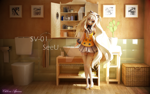 SeeU (Again) by krvrian