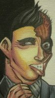 Two-face Detail by Cellaneo