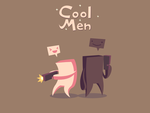 Wallpaper: Cool Men Fan Art by knitetgantt