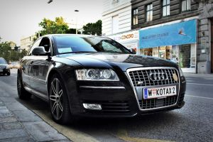 Audi S8 - A8 W12 killer by ShadowPhotography