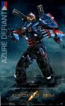 CUSTOM PACIFIC RIM JAEGER: AZURE DEFIANT by rs2studios