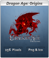 Dragon Age Origins - Icon 2 by Crussong