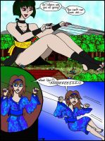 Giantess Yura Redux -pg 2 by blcksheep