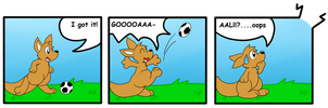 How NOT to Play Soccer by loofytehfox