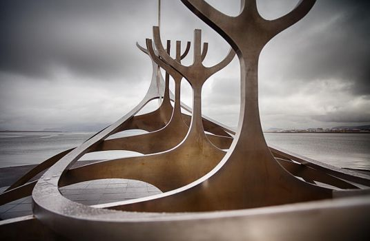 Viking Ship by secondclaw