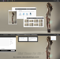 Mimi Theme for Win7 by Cleodesktop
