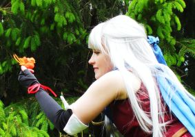 Fire Emblem Micaiah by KittyKarlson