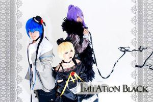 Vocaloid: Imitation Black. by solatomato