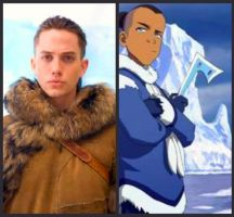 Sokka from The Last Airbender by MaximilianCullen