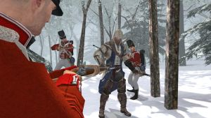 Just Assasin's Creed 3 :3 by 23GRIFFON23