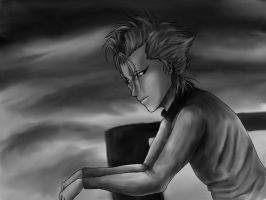 Make this pain go away ~Grimmjow by miss-elli