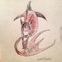 Daily Doodle 26 11/2014 by Auto-nin13