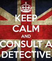 Consult a detective by agitodemongirl