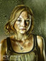 The Walking Dead: Beth: Fractalius Re-Edit by nerdboy69
