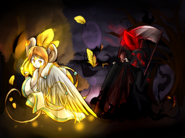 Deity and Death - Confront by Kiimmey