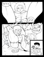 Kara vs 4-10 by JorgeGaray