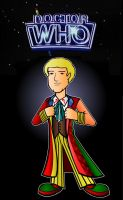 The 6th Doctor by CPD-91